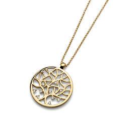 Pozlacený náhrdelník Working Life 11671G