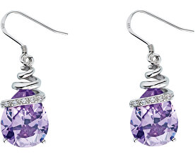 Náušnice Elegant Violet 5027 56