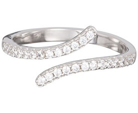 Stříbrný prsten s krystaly Tiny 5119 00