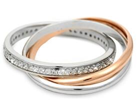 Inel din argint cu cristale SC121