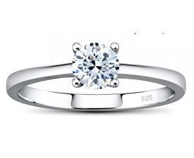 Stříbrný prsten MADISON se Swarovski Zirconia JJJR2339sw