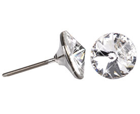 Troli Náušnice Rivoli 8 mm Crystal 3a7333af26f