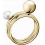 Pozlacený prsten Bubbly KJ9RJR1403