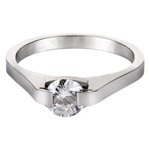 8b928557d59 Ocelový prsten s krystalem KRS-088