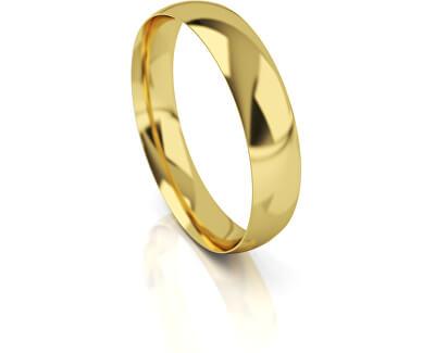 Férfi jegygyűrű aranyból AUG314