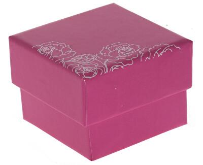 Dárková krabička na prsten K-SF-015-P