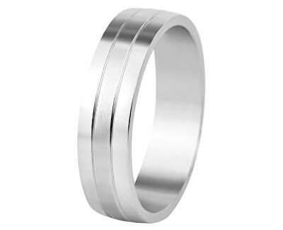 Snubní prsten z oceli SPP09