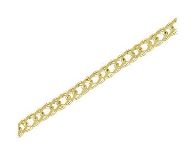 Dámský řetízek ze žlutého zlata 45 cm 271 115 00090