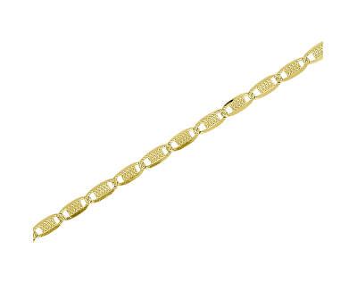 Jemný zlatý řetízek pro ženy 45 cm 271 115 00136 - 2,10 g