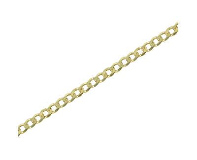 Jemný řetízek ze žlutého zlata 42 cm 271 115 00202