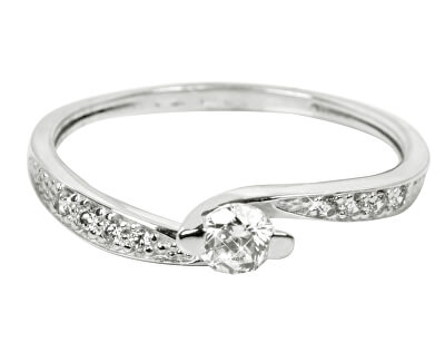 Brilio Dámský prsten s krystaly 229 001 00458 07 - 1,55 g