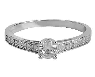 Brilio Dámský prsten s krystalem 226 001 01017 07