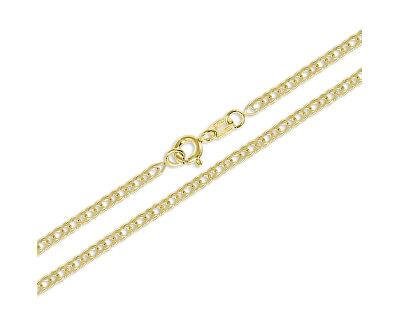 Dámský řetízek ze žlutého zlata 42 cm 271 115 00089