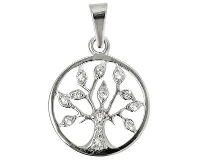 Přívěsek Strom života s krystaly 249 001 00442 07