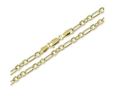 Zlatý řetízek pro muže 55 cm 271 115 00319
