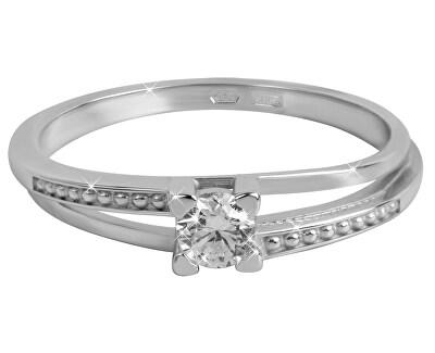 Brilio Zlatý zásnubní prsten 226 001 01026 07
