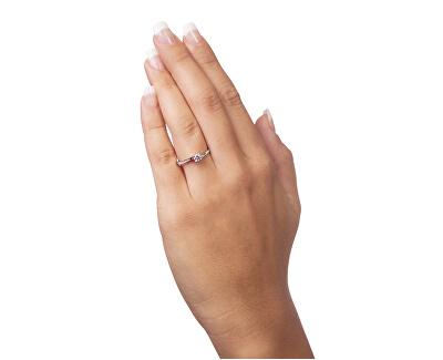 Zlatý zásnubní prsten 223 001 00090 07