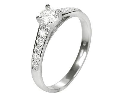 Brilio Dámský prsten s krystaly 229 001 00668 07 - 1,90 g