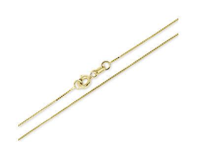 Luxusní zlatý řetízek 45 cm 271 115 00131
