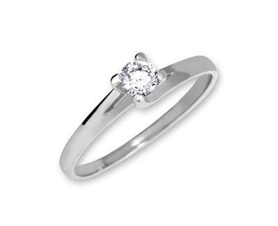 Brilio Zlatý zásnubní prsten 223 001 00090 07 - 1,75 g