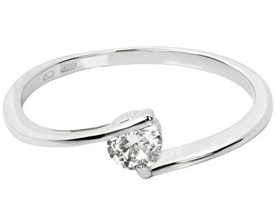 Zlatý zásnubní prsten 226 001 00995 07