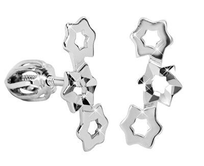 Hvězdičkové náušnice ze stříbra 431 001 02754 04 - 1,08 g