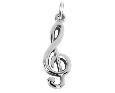 Brilio Silver Stříbrný přívěsek houslový klíč 441 001 01394 04 - 1,55 g