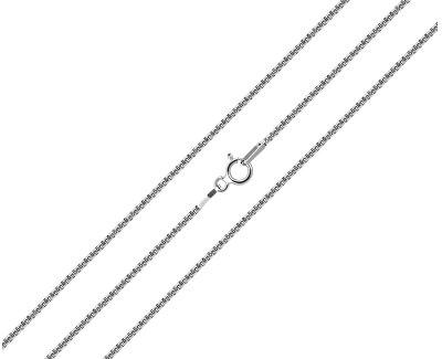 Stříbrný řetízek Venezia 45 cm 471 086 00076 04