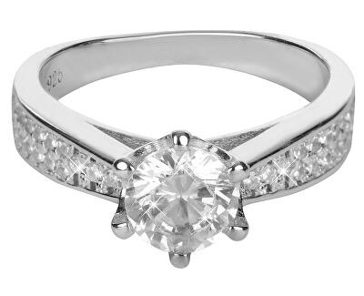 Inel de logodna de argint 426 158 00081