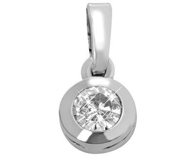 Stříbrný přívěsek s kamínkem 446 001 00321 04