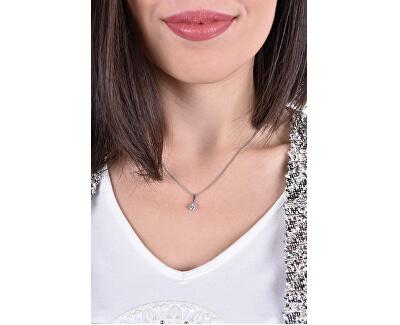 Stříbrný přívěsek s krystalem 446 001 00232 04