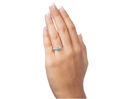 Ezüst eljegyzési gyűrű 426 001 00534 04
