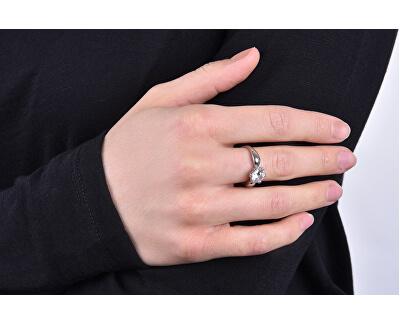 Výrazný zásnubní prsten 426 001 00502 04 - 2,13 g