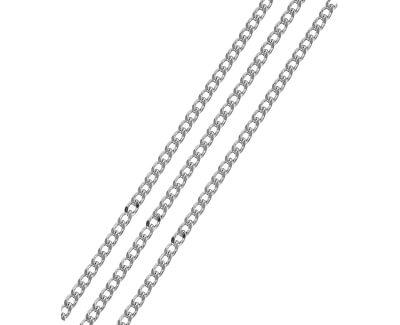 Stříbrný řetízek Pancer 42 cm 471 086 00026 04