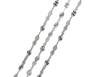 Brilio Silver Zdobený stříbrný náhrdelník 42 cm 471 086 00074 04  - 1,94 g