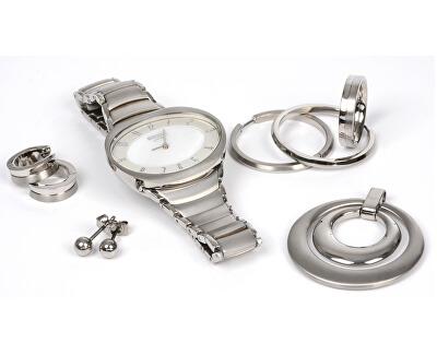 Snubný titánový prsteň 0129-01