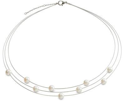 Colier minunat din perle 08041-01