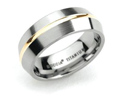 Boccia Titanium Prsteň 0112-01