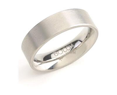 Boccia Titanium Snubní titanový prsten 0101-01