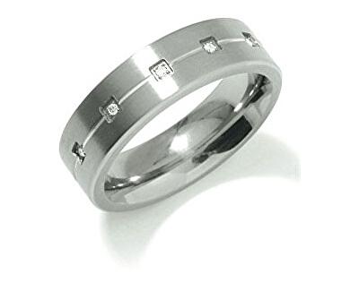 Boccia Titanium Snubní titanový prsten 0101-20