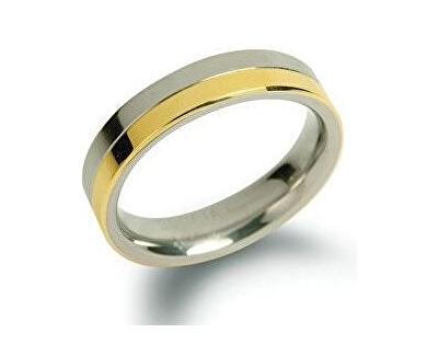 Boccia Titanium Snubní titanový prsten 0129-02