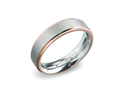Boccia Titanium Titanový prsten 0134-03