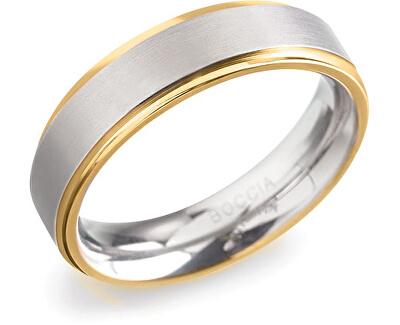 Boccia Titanium Titanový prsten 0134-05
