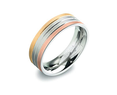 Boccia Titanium Titanový prsten 0135-03
