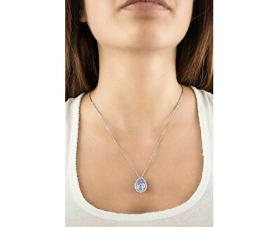 Oceľový náhrdelník Tear BTX04