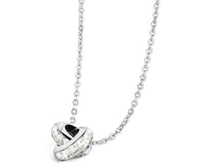 Brosway Oceľový náhrdelník Romeo & Juliet BRJ40