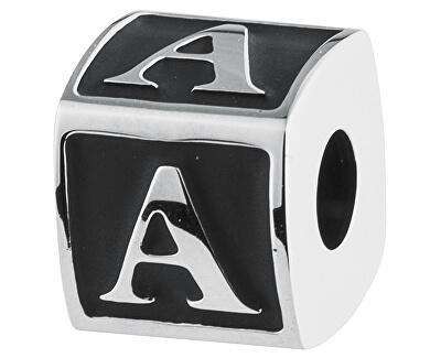 Oceľový prívesok Alphabet A TJ Man BTJN44