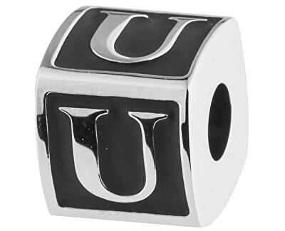 Oceľový prívesok Alphabet U TJ Man BTJN64