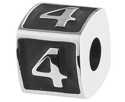 Oceľový prívesok Numbers 4 TJ Man BTJN73