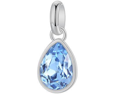 Ocelový přívěsek s krystalem Très Jolie BTJM255
